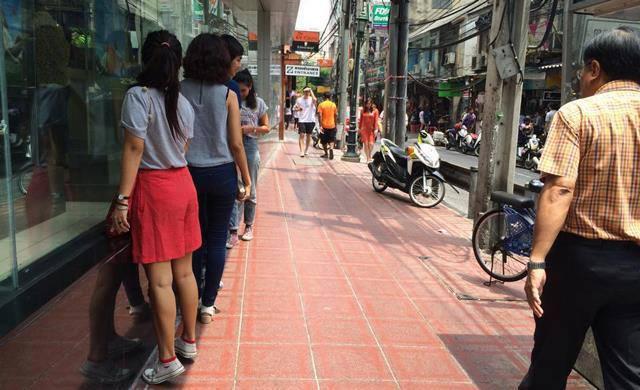 fuir le soleil en thailande